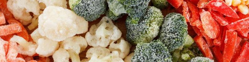 производство замороженных овощей и фруктов