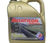AVIATICON UNIQUE Longlife WIV 5W-30 (60 литров)