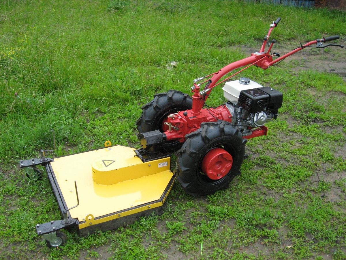 Косилка для мотоблока фермер